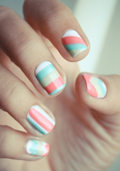 Creamsicle-Inspired Tips