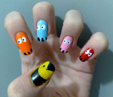 Pacmanails