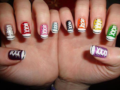 So pinteresting you wont believe these wonderful and wacky nail chuck nails prinsesfo Image collections
