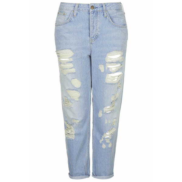 Save: Trendy (Destroyed) Jeans