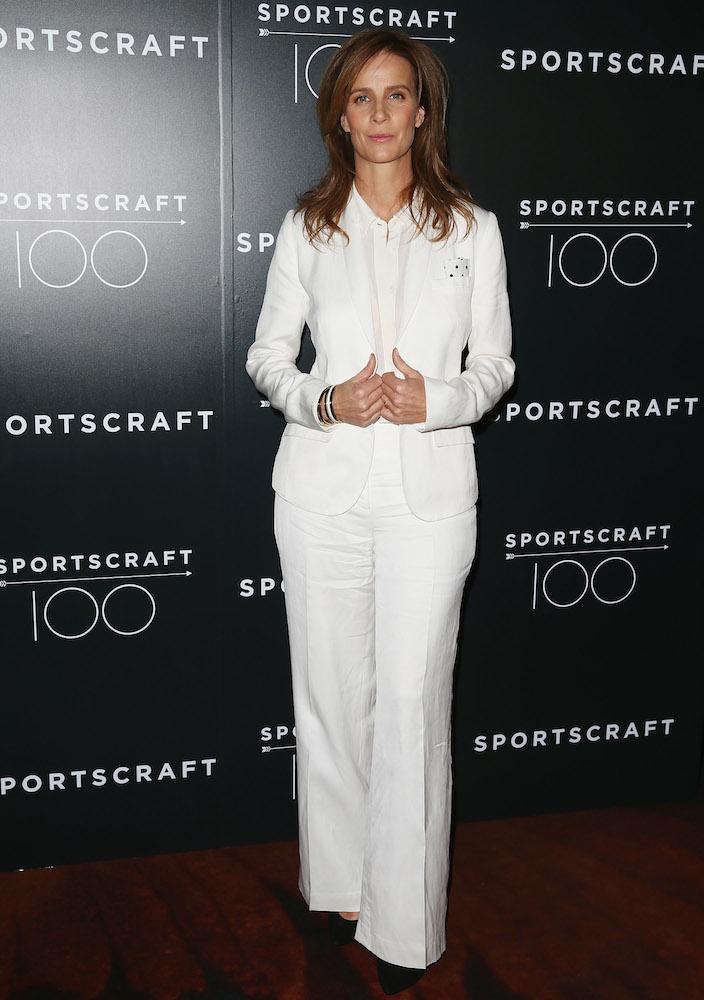 Sportscraft ambassadors step style 100th birthday celebrations
