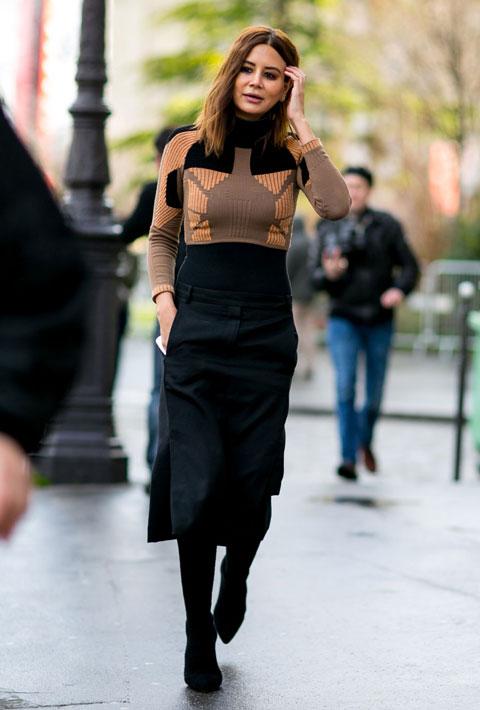 Christine Centenera in Paris