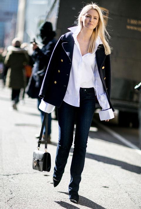 Kate Davidson Hudson in New York
