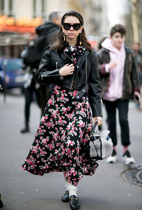 Natasha Goldenberg in Paris