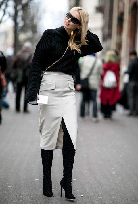 Kate Davidson Hudson in Paris