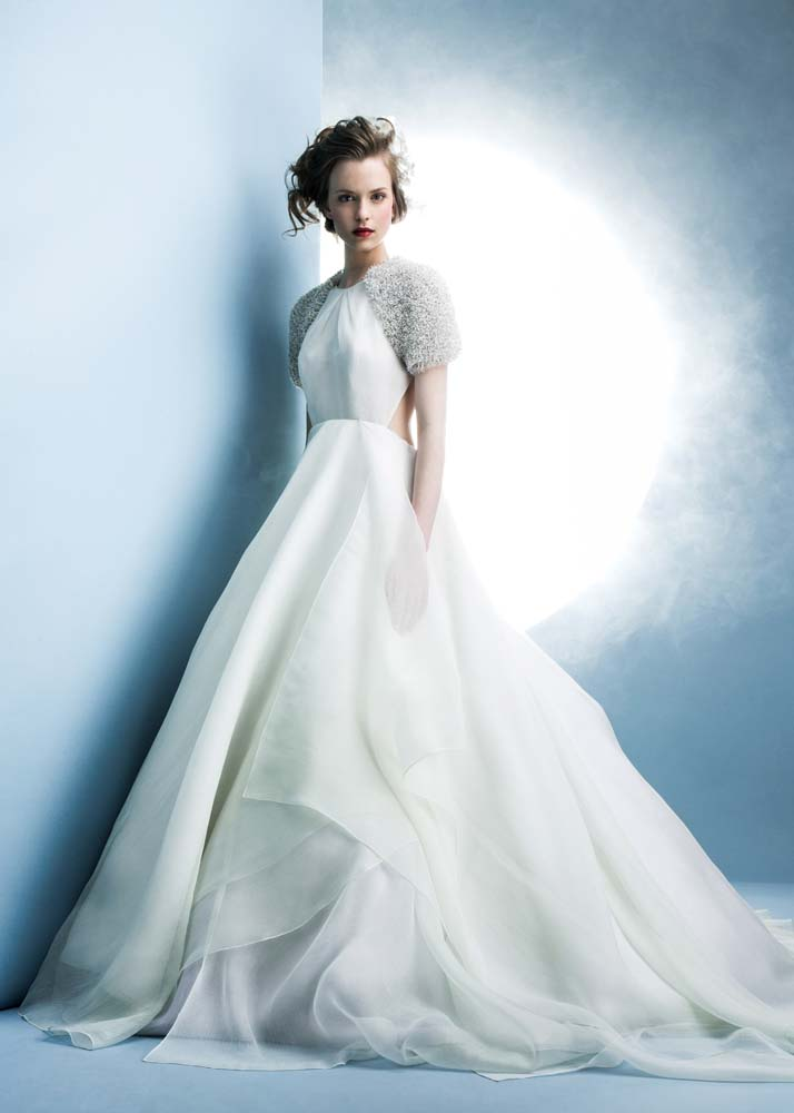 101 Most Beautiful Wedding Dresses for Spring 2016 - theFashionSpot