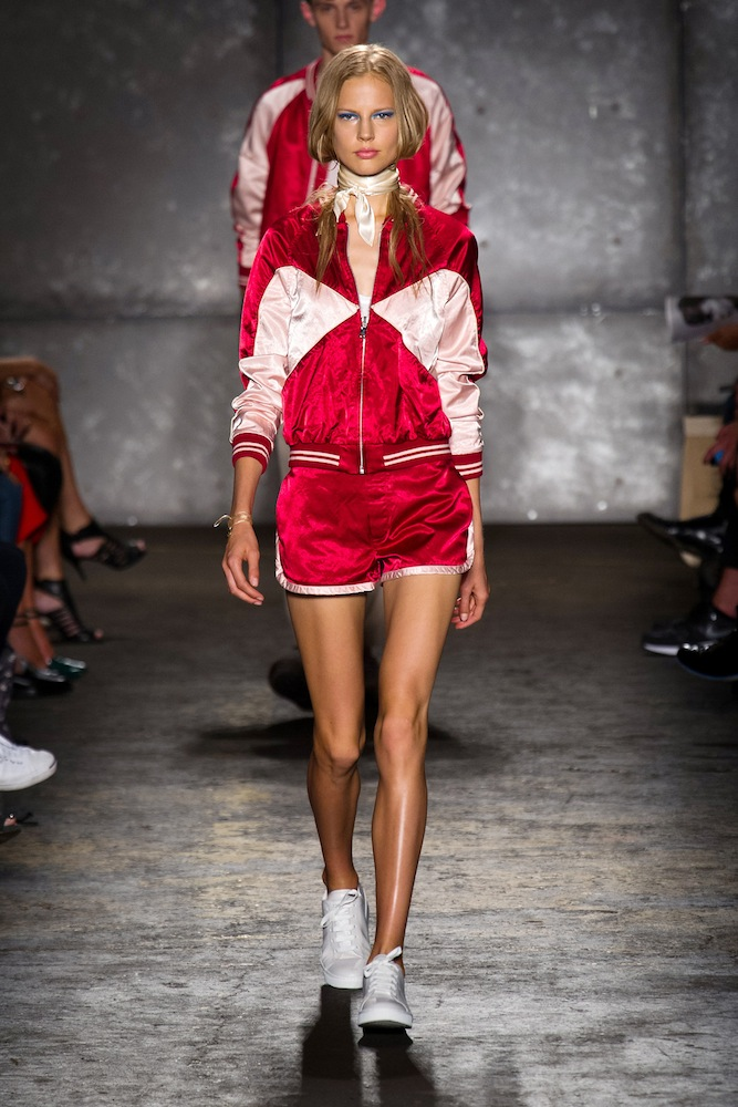 Bomber Jacket (at Marc by Marc Jacobs)