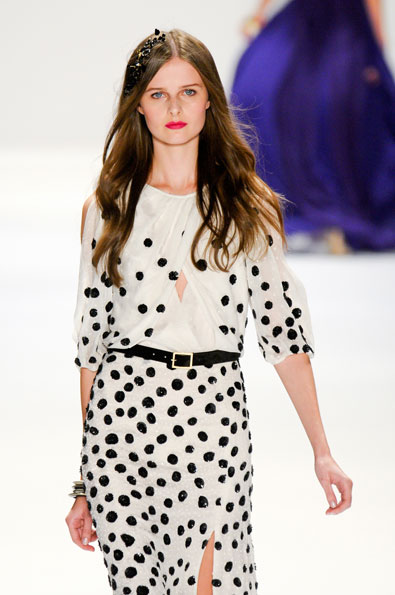 YES to Polka Dots