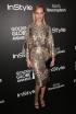 Amber Valletta at the Golden Globe Announcements