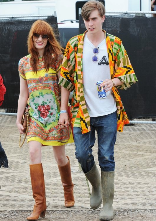 Florence Welch Day 2