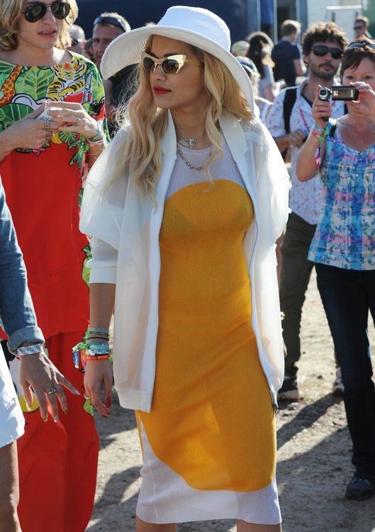 Rita Ora Day 3