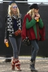 Poppy Delevingne and Sienna Miller Day 4
