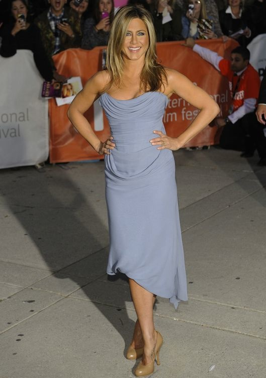 Jennifer Aniston at the Premiere of Life of Crime
