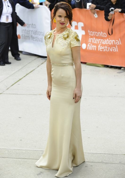 Juliette Lewis at the Premiere of August: Osage County