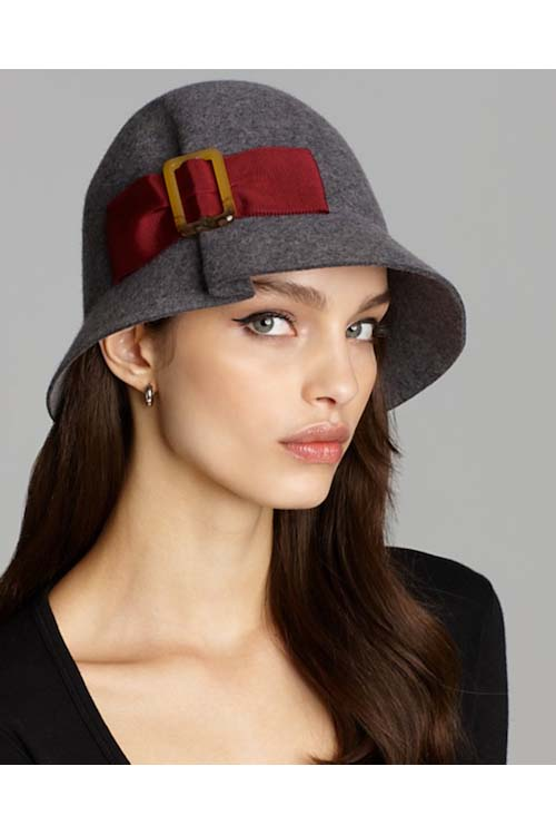 Get The Look: Ladylike Cloche