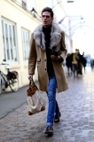 Walking on Street Style Sunshine