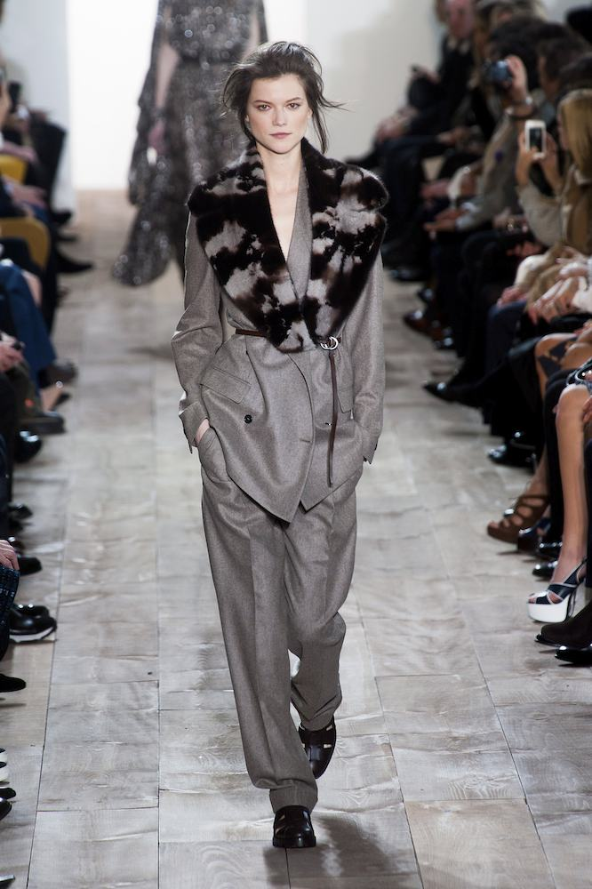 Structured Slouch at Michael Kors