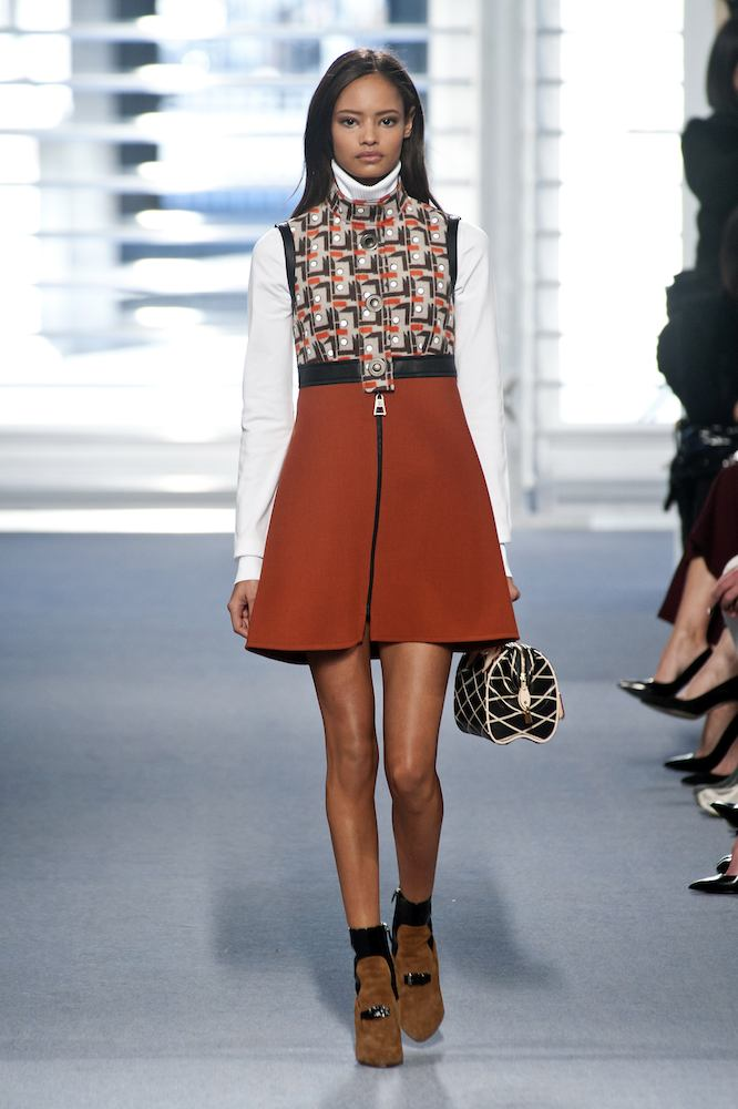 Formfitting Flare at Louis Vuitton