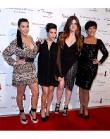 Kris Jenner and Her Clan of Kardashians
