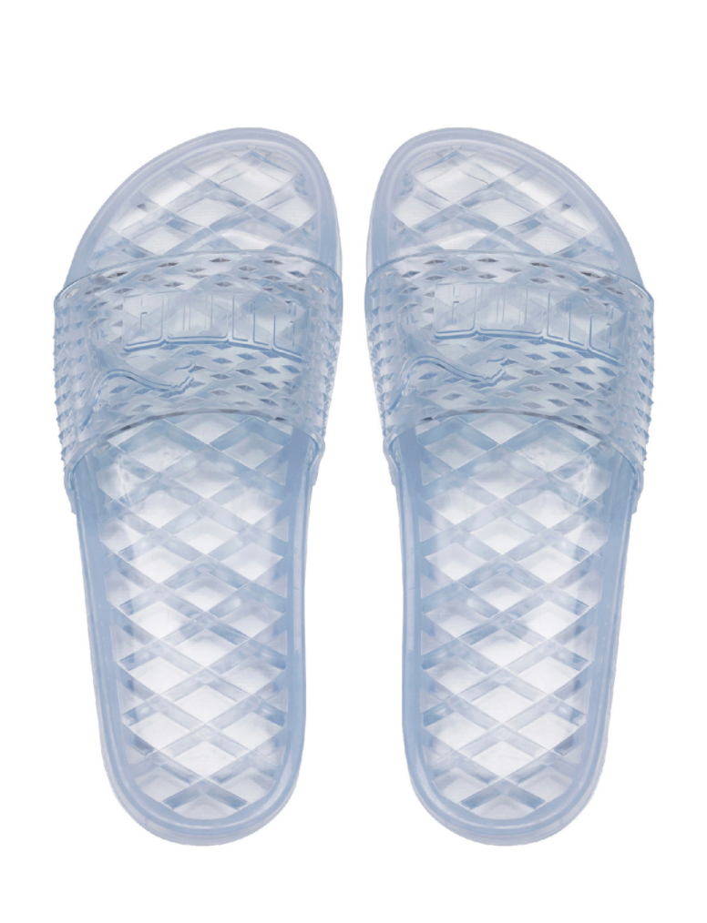 The Jelly Sandals
