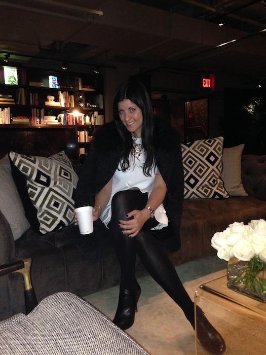 Keren Eldad, publisher of Surface Magazine
