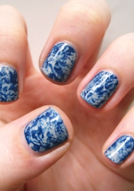 easy nail art designs perfect for lazy girls  thefashionspot