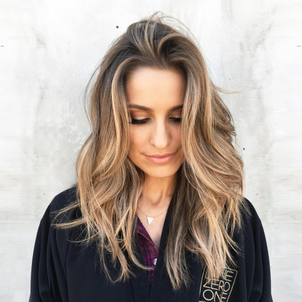 Best Layered Haircuts on Instagram to Inspire Your Next Cut ...