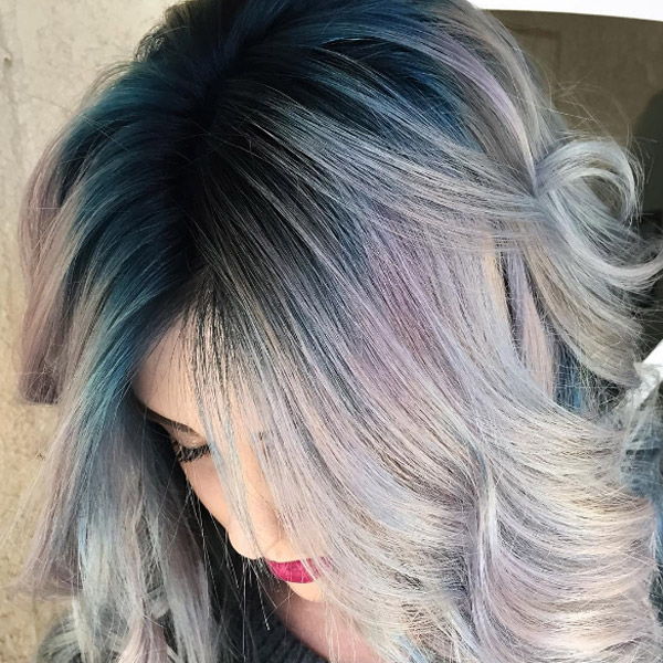 Colorful Roots Is Our Newest Hair Color Obsession - theFashionSpot