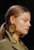 Balmain Hoop Earrings
