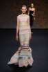 Christian Dior's Rainbow Stripes