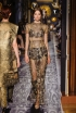 Valentino's Sheer Frocks