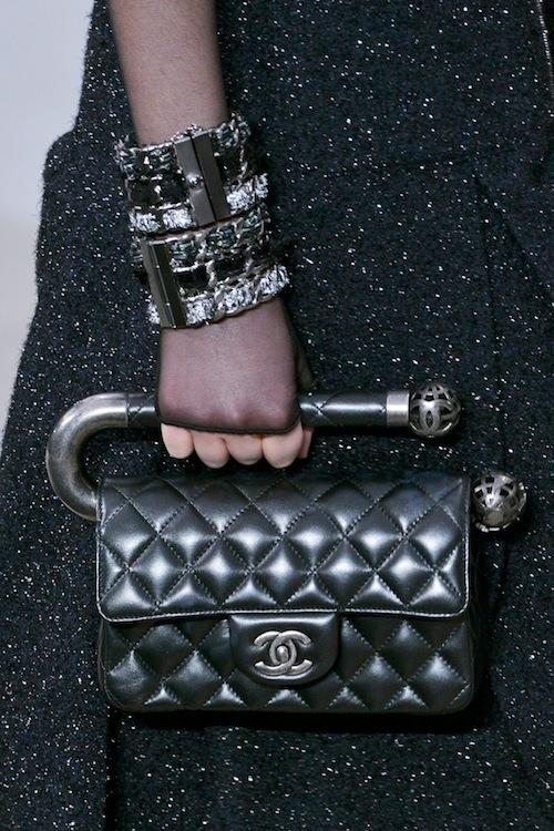 Chanel's New Handle