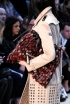 Burberry Prorsum's Red-Blooded Arm Candy