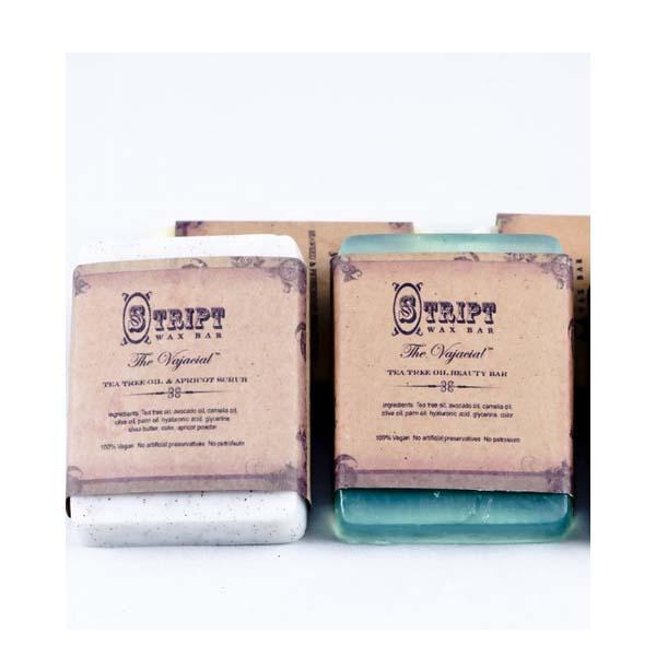 The Vajacial Soap