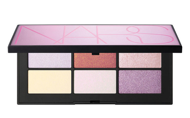 NARS  22 Gorgeous Eyeshadow Palettes to Add to Your Collection This Spring nars danger control eyeshadow palette