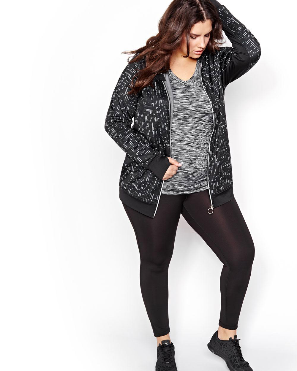 10 best plus size activewear lines for sweating it out in style addition elle sciox Images