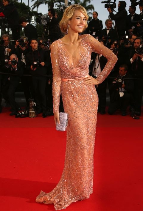 Petra Nemcova at the Premiere of All Is Lost