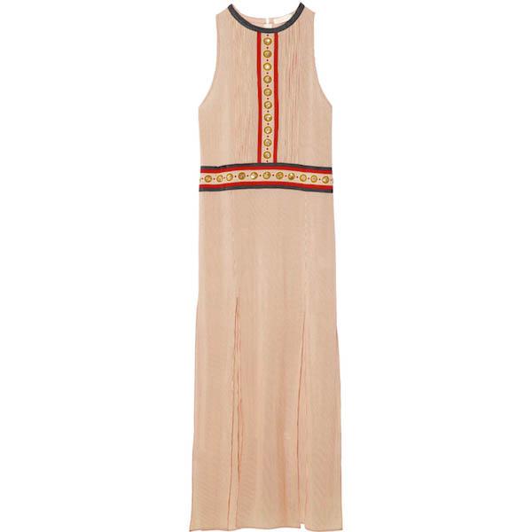 Printed Dress: