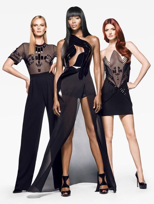 Supermodel Mentors: Naomi Campbell, Lydia Hearst, Anne V