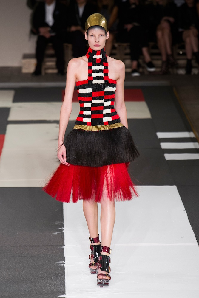 1. Invest in Fringe with a Tribal Twist
