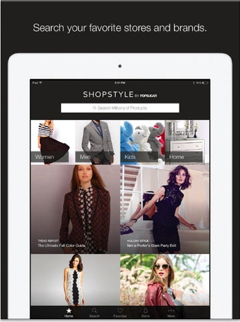 ShopStyle for Shopping Online