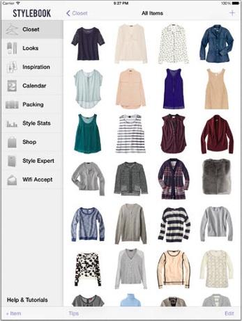 Stylebook for Organization
