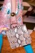 Exotic Skin Bags at Miu Miu