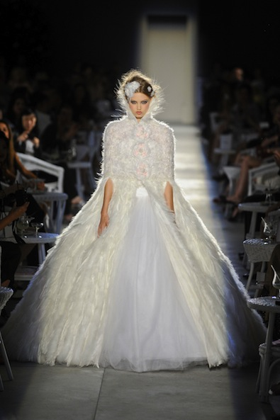 The 18 Most Gorgeous Gowns from Paris Haute Couture Week Fall 2012 ...