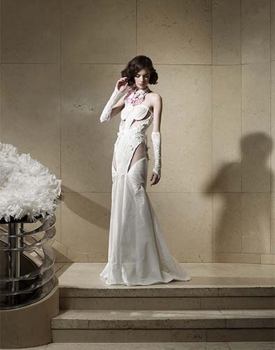 The 2012 White Cashmere Collection
