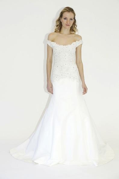 Most popular bridal dress styles