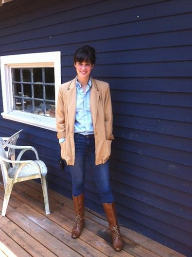 Skinny Look #2: Equestrian