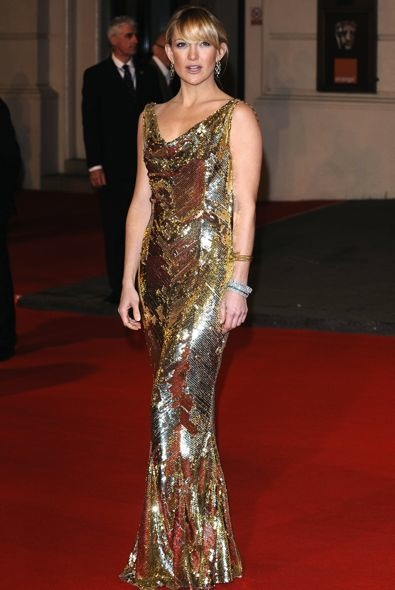 Kate Hudson at the Orange British Academy Film Awards