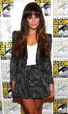 Lea Michele's Sophisticated Separates