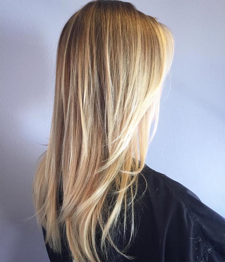 Sun-Kissed Blonde